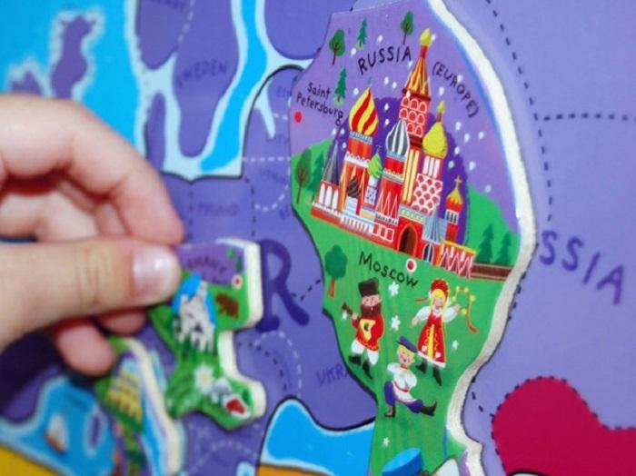 Približite zemljopis djeci uz kartu svijeta