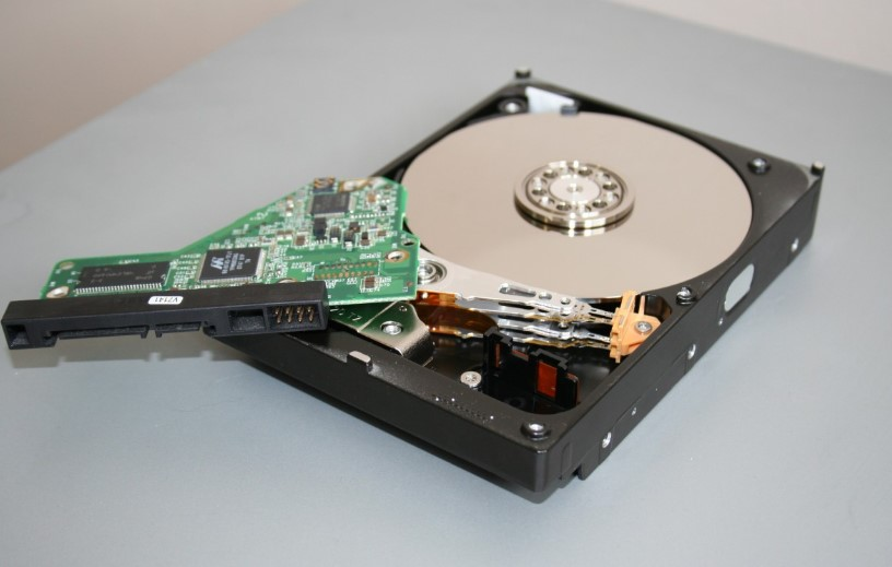 Spasite dragocjene podatke s hard diska