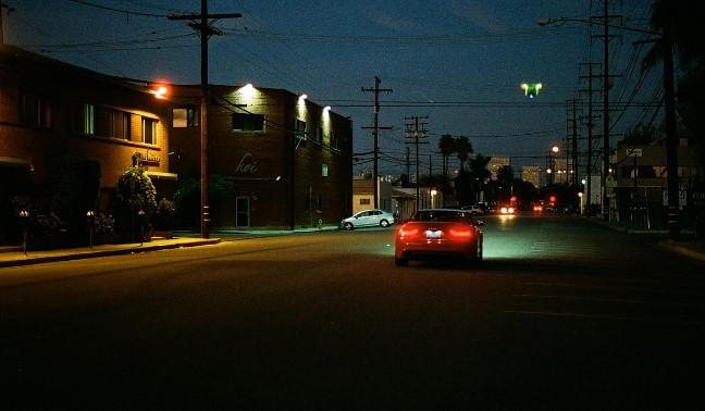 Zadnja svjetla na automobilu